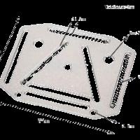 Sidemount zubehör D-Ringe und Co